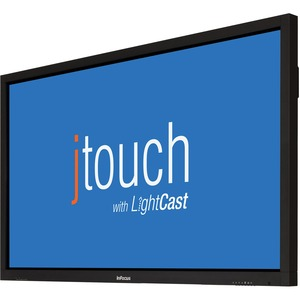 Jtouch 65in Interactive Wht Board Lightcast And Anti Glare / Mfr. No.: Inf6501cagp