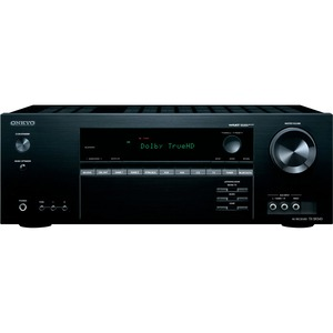 Onkyo TX-SR343 5.1-Channel A/V Receiver with Bluetooth