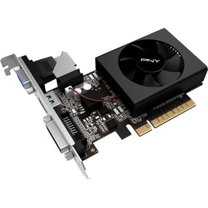 Geforce Gt 710 1gb Low Profile Pcie Ddr3 Dvi-D Hdmi Vga / Mfr. no.: VCGGT710XPB