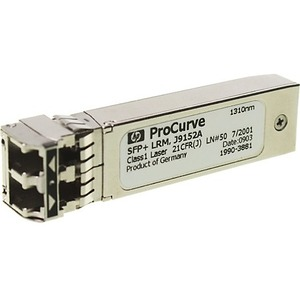 X132 10g Sfp+ Lc Lrm Transceiv / Mfr. Item No.: J9152as