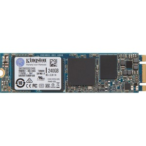 240gb Ssdnow M.2 SATA 6gbps Single Side / Mfr. No.: Sm2280s3g2/240g