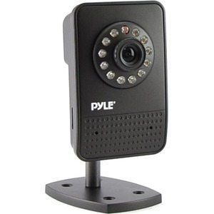 Wrls IP Cam Remote Survllnce Monitoring/Builtin Speaker and Mic/App / Mfr. No.: Pipcam12