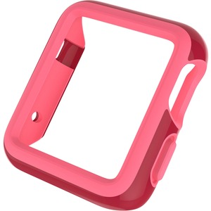 Candyshell Fit Red/Splash Pink For Apple Watch 38mm / Mfr. No.: 71800-C252