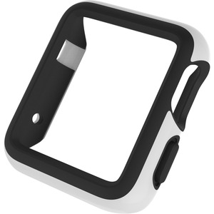 Candyshell Fit White/Black For Apple Watch 38mm / Mfr. No.: 71800-1909