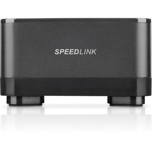 SPEEDLINK GEOVIS Portable Speaker - Bluetooth, Black-Grey