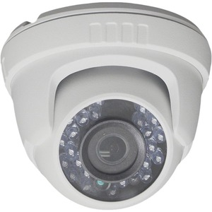 1080p Hd-Tvi Mini Dome Camera 2.8mm Lens Smart Ir Dnr Osd Ip6 / Mfr. No.: Av50htw-28