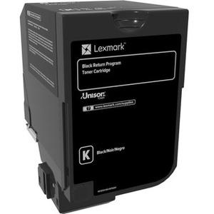 Toner Noir LEXMARK CS720, CX/CS725