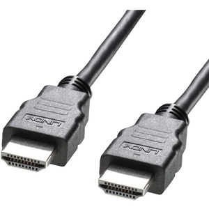 LINDY HDMI HighSpeed Cable with Ethernet Basic 1m