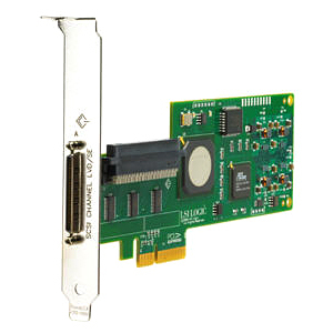 HP Integrity PCI-E Ultra320 SCSI Adapter