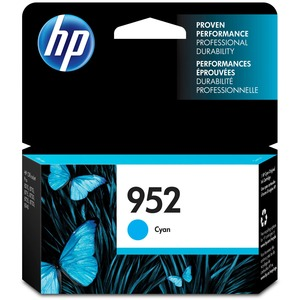 HP Inkjet Cartridge #952 Cyan