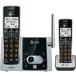 AT&T CL82213 DECT 6.0 Cordless Phone