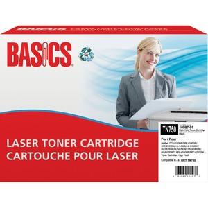 Basics® Laser Cartridge High Yield (Brother® TN750) Black
