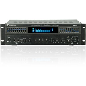 TechnicalPro Receiver with Built in Equalizer