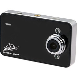 "Armor All Digital Camcorder - 2.4"" LCD - HD - Black"