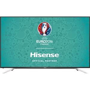 """Hisense 65"""" Slim UHD Freeview HD Smart TV"""