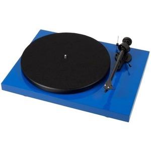 Pro-Ject DEBUTCARBONDC-SIL Record Turntable
