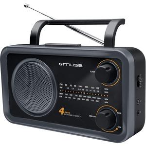 Muse 4-Band Portable Radio