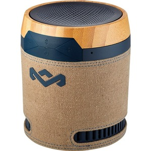 Marley Chant BT Bluetooth Wireless Speaker - Navy