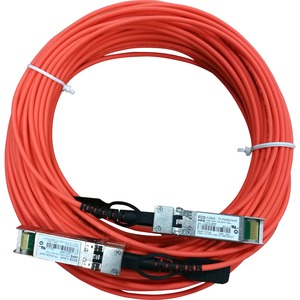 HP X2A0 10G SFP+ to SFP+ 20m Active Optical Cable