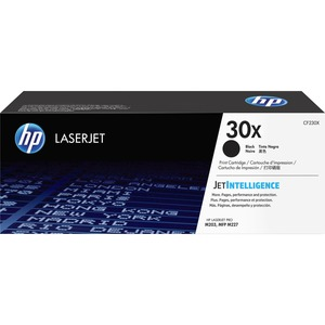 HP 30X Original Toner Cartridge - Black