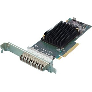 ATTO Quad-Channel 16Gb/s Gen 6 Fibre Channel PCIe 3.0 Host Bus Adapter