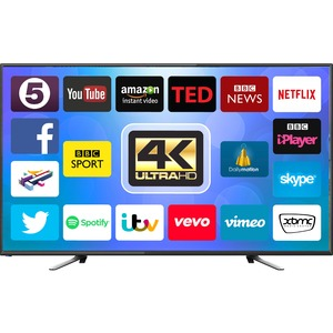"Goodmans 65"" Andriod Smart - 4K UHD TV"