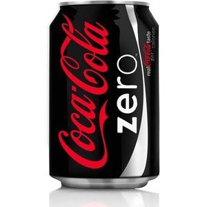 Beverages Coke Zero 355 ml 24/cse