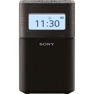 Sony Portable DAB/DAB+ Clock Radio with Bluetooth
