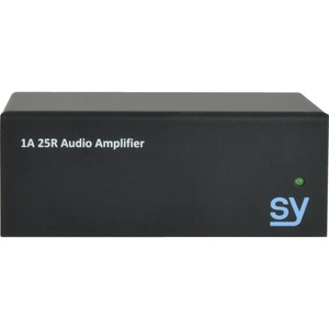 SY Electronics Compact Amplifier 2 x 25W with RS232 Control