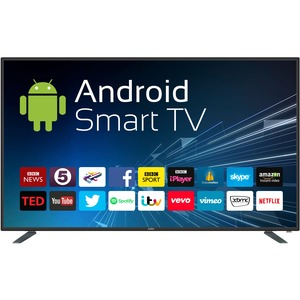 "Cello 58"" Android Smart 4K Ultra HD LED TV with Wi-Fi and Freeview T2 HD"