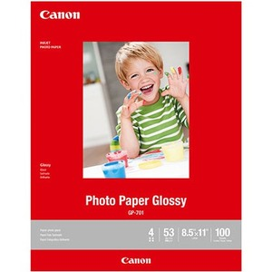Canon Glossy Photo Paper GP-701 Photo Paper