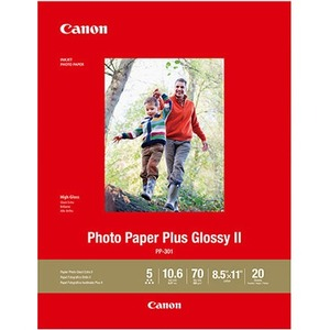 Canon Plus Glossy II PP-301 Photo Paper