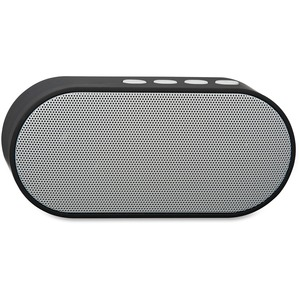 Speaker Portable Bluetooth Blk Exponent