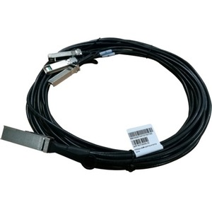 HP X240 QSFP28 4xSFP28 3m Direct Attach Copper Cable