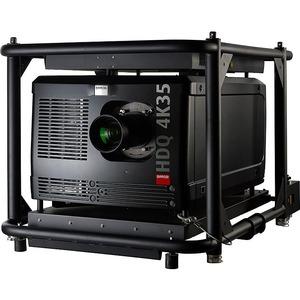 Barco 35,000 lumens, 4K, 3-chip DLP Projector