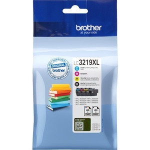 Pack de 4 Encres Brother LC3219XL