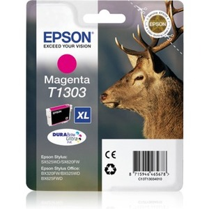 Ink/T1303 EPSON Stag XL 10.1ml MG SEC - C13T13034022