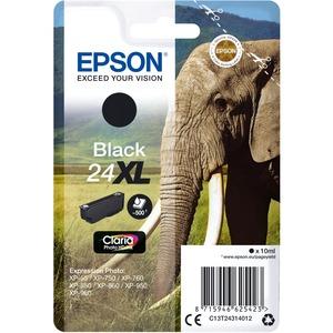 Epson 24XL - 10 ml - XL - noir - originale - - C13T24314010