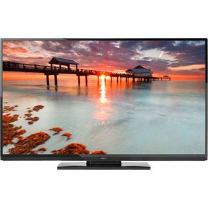 "NEC Display 65"" LED Direct-lit Commercial-Grade Display w/ Integrated Tuner"