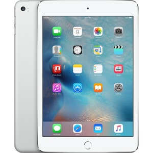 Apple iPad mini 4 Wi-Fi + Cellular 16GB - Silver