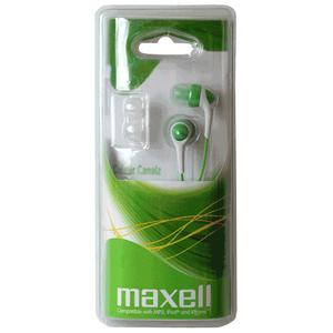 Maxell Colour Canalz Earphone