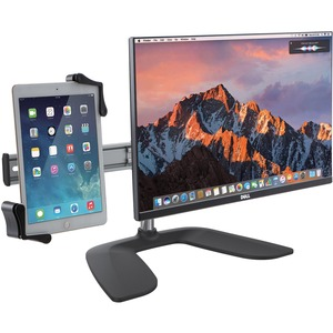 CTA Digital Dual Screen VESA and Tablet Workstation