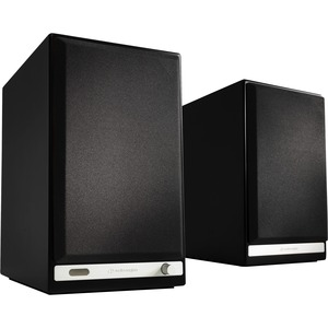 Audioengine HD6 Powered Speakers, Black