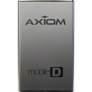"Accortec Mobile-D 500 GB Hard Drive - SATA - 2.5"" Drive - External"