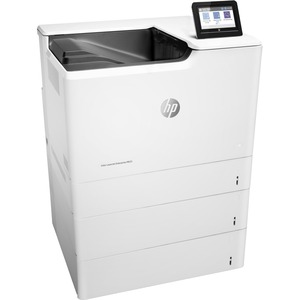 HP LaserJet M653x Laser Printer - Color - 1200 x 1200 dpi Print - Plain Paper Print - Desktop