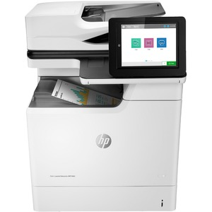 HP LaserJet M681dh Laser Multifunction Printer - Color - Plain Paper Print - Desktop
