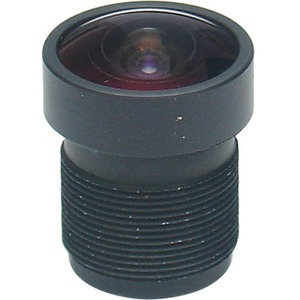 Hanwha Techwin SLA-M-M21D - 2.10 mm - f/1.8 - Super Wide Angle Lens for M12-mount