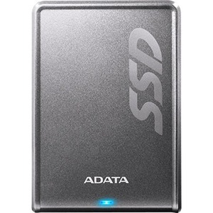 Adata SV620H 256 GB Solid State Drive - External - Portable