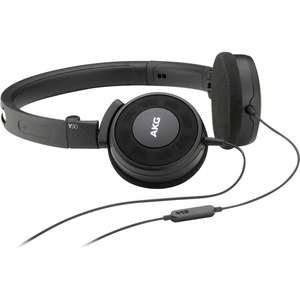 AKG Y30 On-Ear Headphones with Universal Remote/Mic