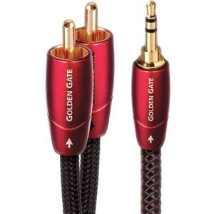 AudioQuest Golden Gate Mini-phone/RCA Audio Cable